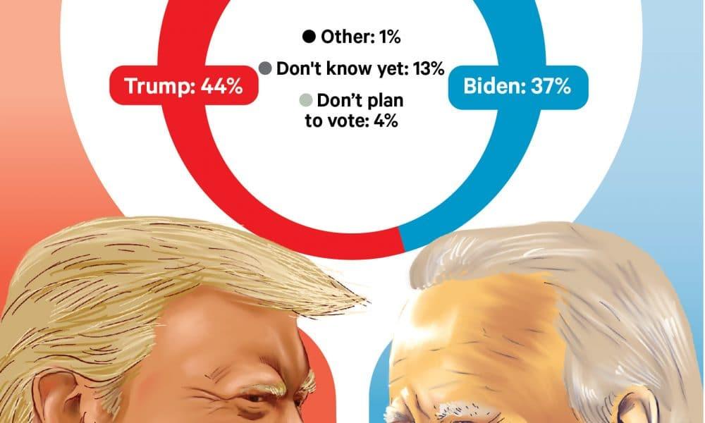 Big survey 2020-trump and biden