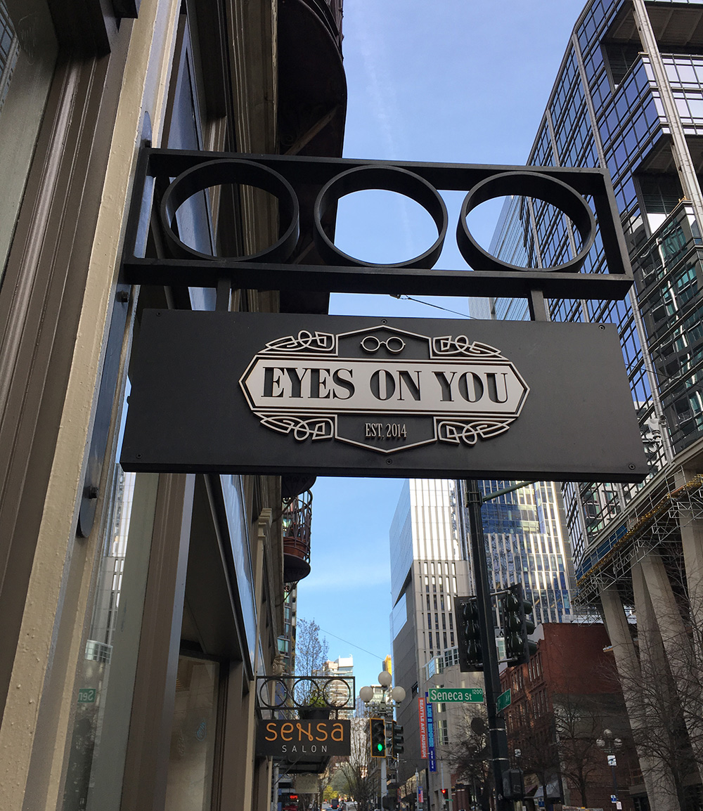 18 Images That Show Why Seattle's 'Eyes on You' Was Named One of America's Finest Optical Retailers