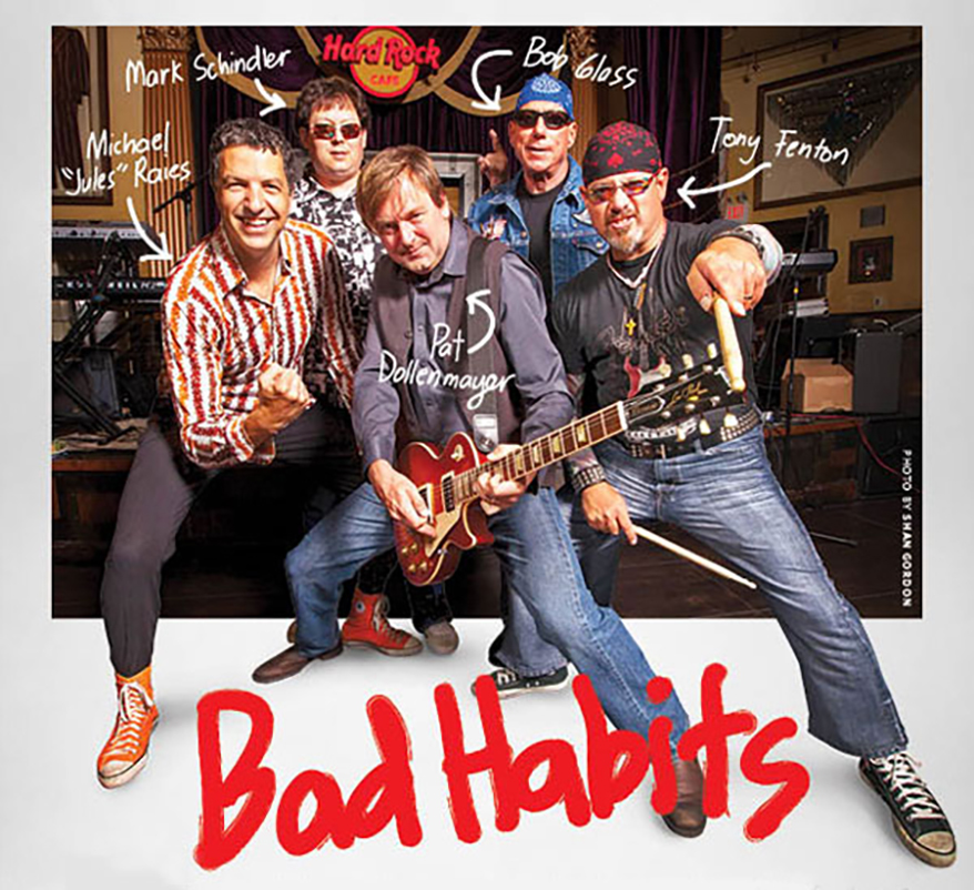 Sanity Files: Bad Habits, The Official Eye Docs of Rock