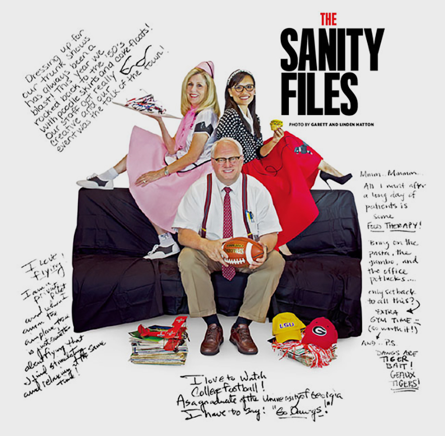 Sanity Files: Family Eye Care