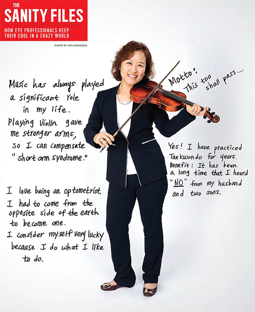 Sanity Files: Dr. Jackie Youn
