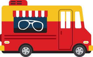 Brainstorm: Build a Mobile Sunwear Store in an Ice-Cream Truck