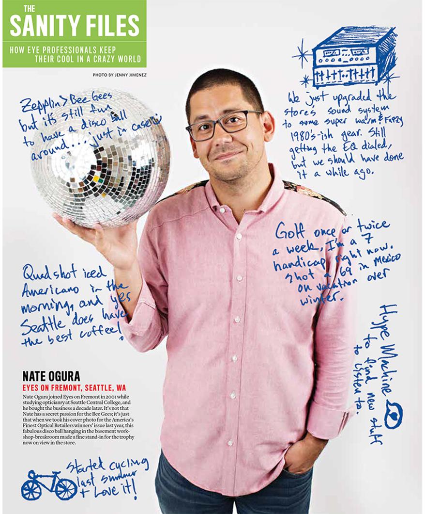 Sanity Files: Nate Ogura