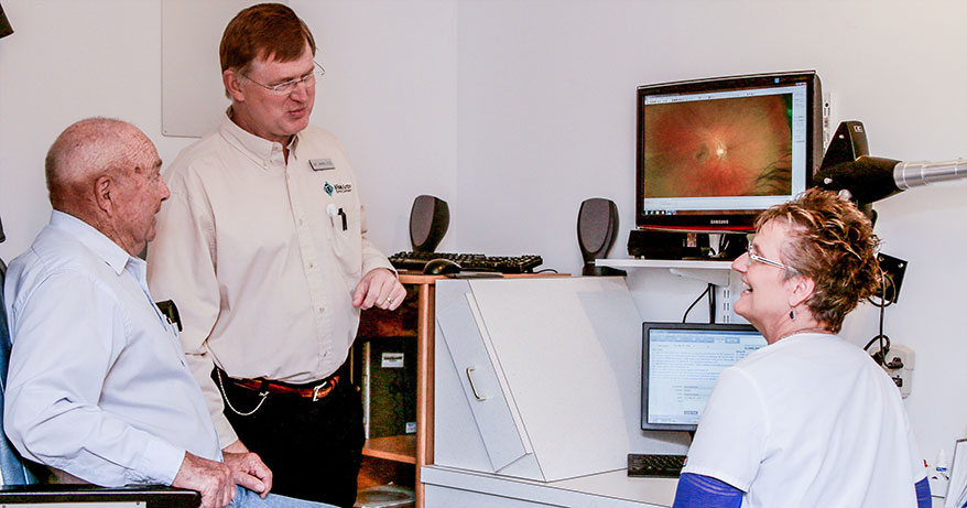 Missouri OD Offers a Little Something Extra for Patients' Eye Health