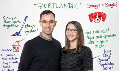 See How This Fast-Rising Oregon Eyecare Duo Manage Their Lives