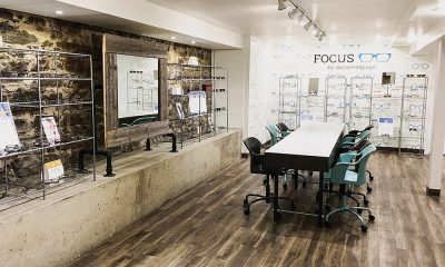 Innovative 'Store Within a Store' Concept Lifts Iowa Eyecare Business