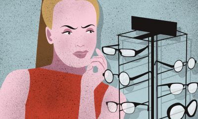 She Thought Re-Selling Well-Priced Ophthalmic Frames Found in a Local Department Store Was a Good Idea. Was She Wrong?