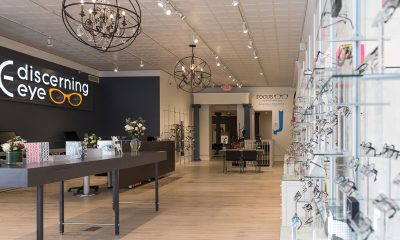 Stunning Iowa Optical Offers Top-Notch Service, Beautiful Eyewear and Doesn't Apologize for Its Prices