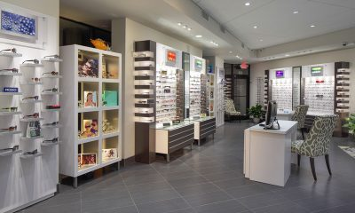 This Orlando Couple Turned Their One-OD Practice into a Thriving Vision Health Center with a Chic, Hi-Tech Optical