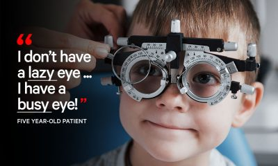 14 Seriously Funny Things Kids Actually Said at the Eye Doctor's Office