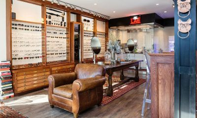 First Place – Todd Rogers: For This Andover, MA Optician and His Family True Independence in Business and Style is the Only Way to Go
