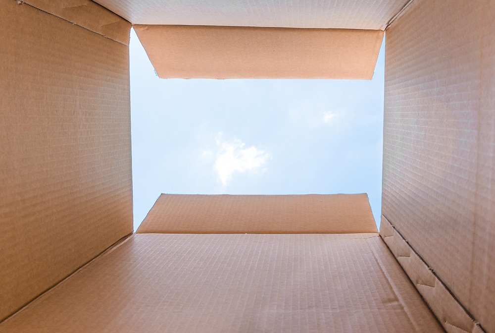 Don't Think Outside the Box, Use 'Inside-Out Thinking' To Get Inside the Box