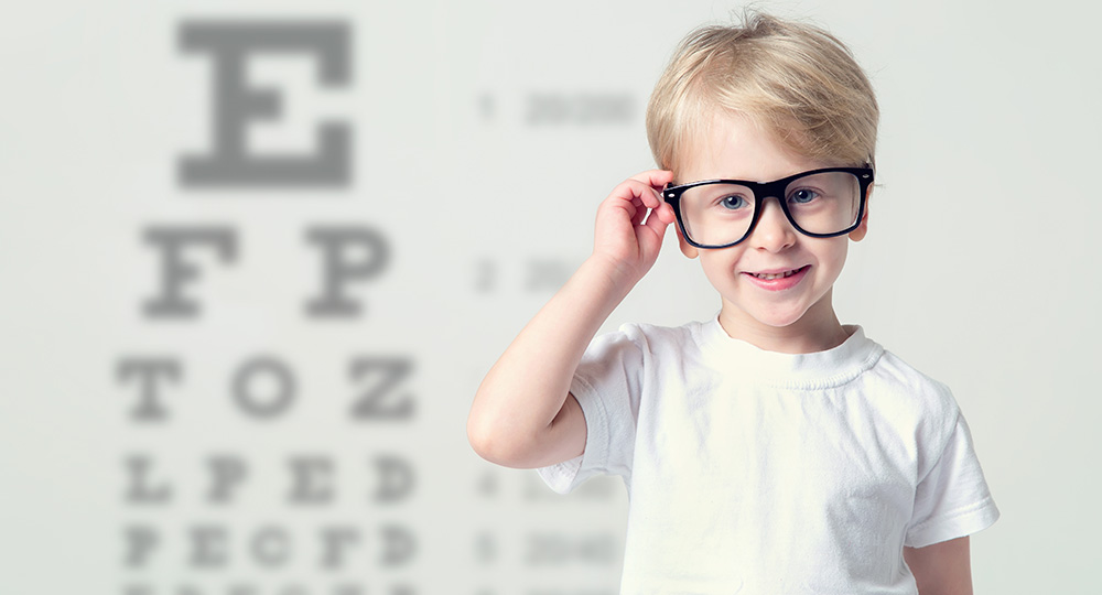 14 Ridiculously Funny Things That Kids Actually Said at the Eye Doctor's Office