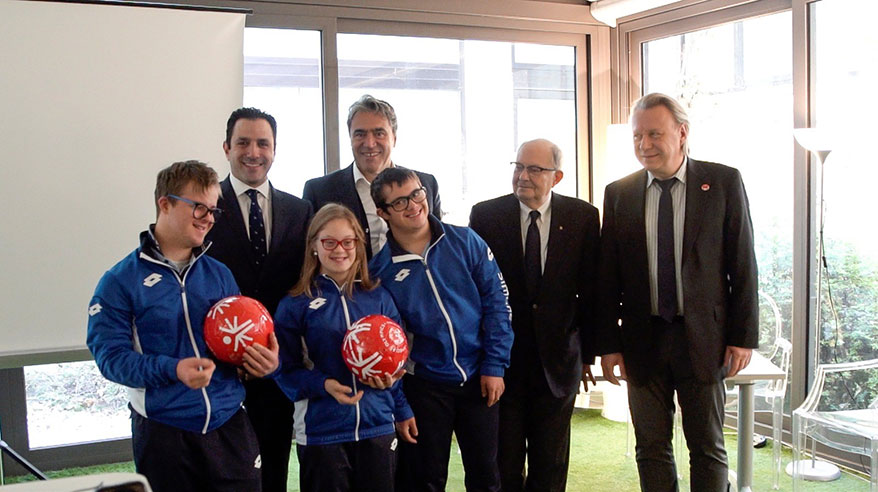 Safilo Commits to New Three-Year Partnership with Special Olympics International