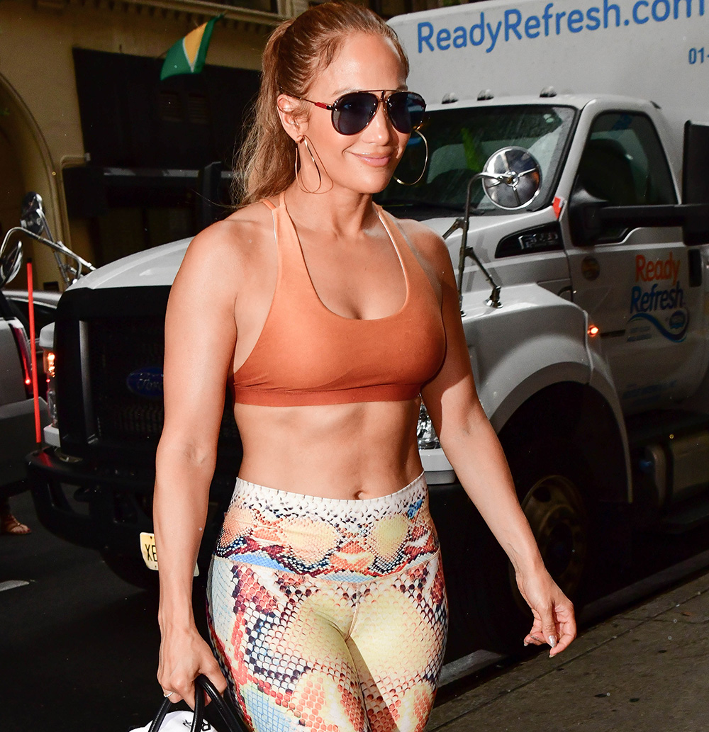Jennifer Lopez Chooses Carerra, and More Celebrities in Sunglasses