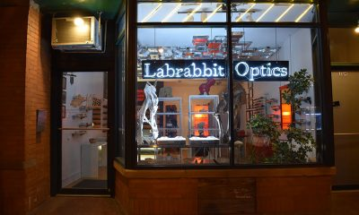 Living in the Future Thanks to the Indie Branding Effort at Lab Rabbit Optics in Chicago