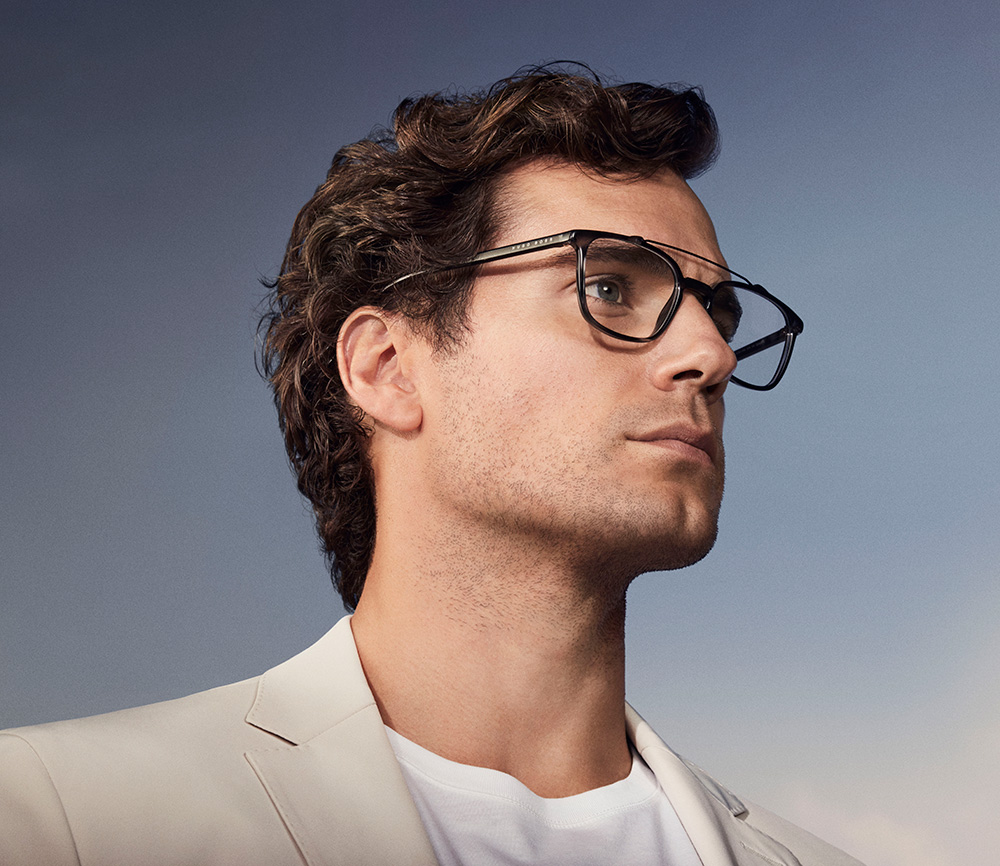 Henry Cavill Wears These Frames Like a Boss, and More Celebrities in Eyewear