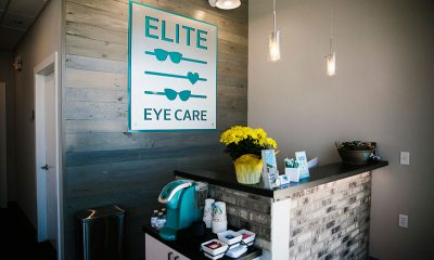 This Optometrist Was Super Picky When Designing Her Logo … and Now It's Paying Off