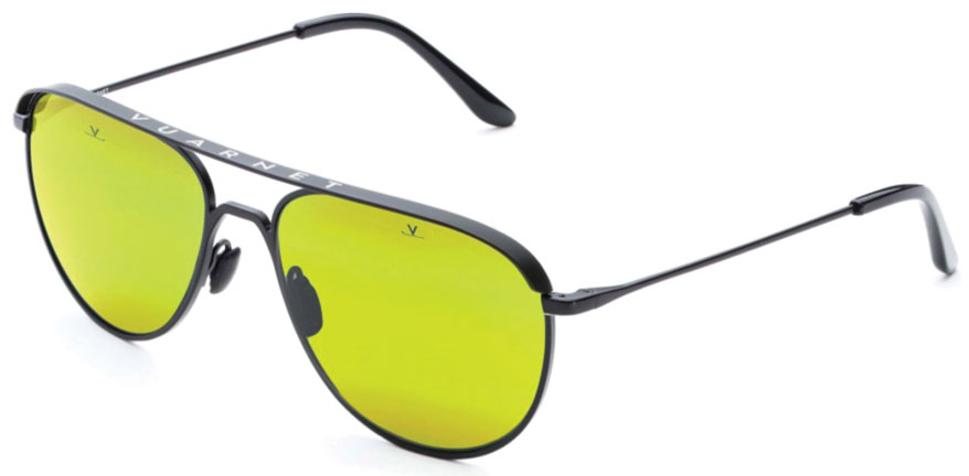 ddf0db131807 The Vuarnet Cap Pilot visored sunglasses (style 1813) feature balanced and  fluid design lines for a clean