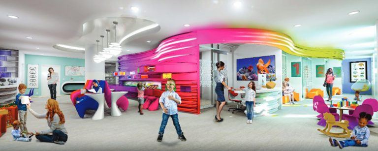 Optometry College Breaks Ground On Pediatric Eyecare Center