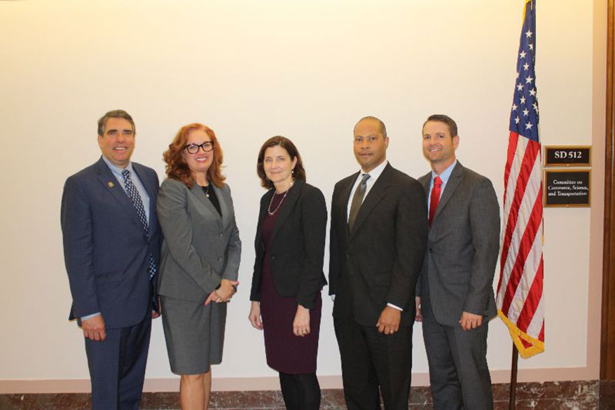 APS Members Brief Congressional Offices on Concerns Regarding Robocalls & Substitution of Contact Lenses