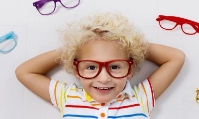 This Healthy Vision Month Dig Deeper into Children's Vision Issues