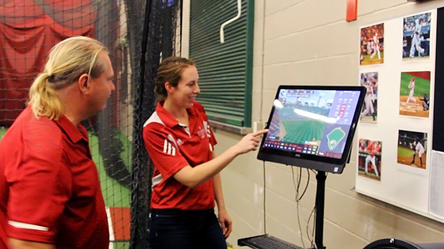 Scientists Study Whether 'Vision Training' Improves Baseball Players' Performance