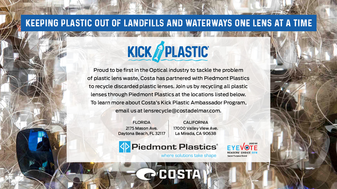 Costa – Kick Plastic