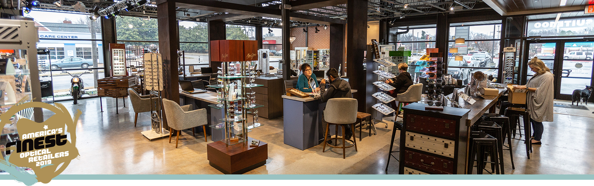 After 55 Years in Business, This State-of-the-Art Tulsa Optical Shop Knows How to Offer Something for Everyone