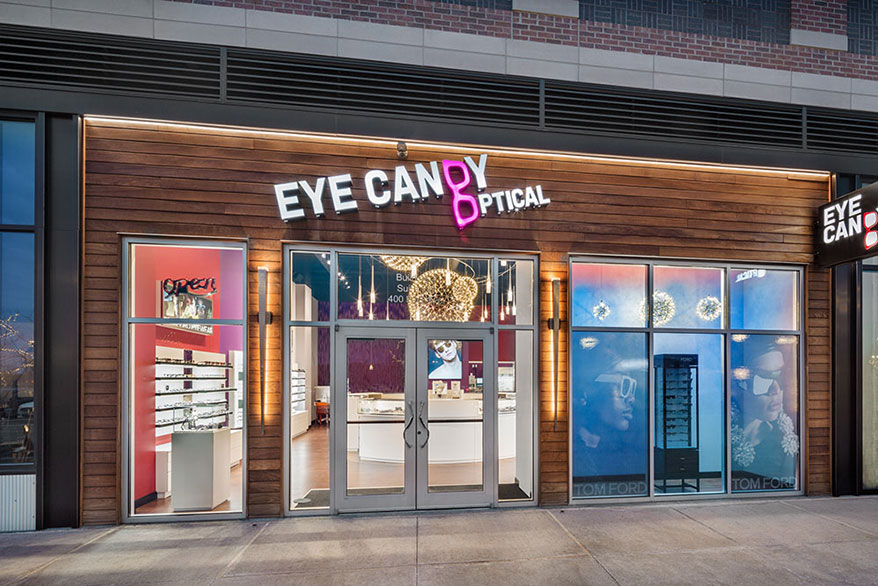 A Second Optical Location Hitting the Next Level of Candy Crush in Cleveland