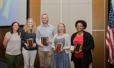 Southern College of Optometry Awards Custom Stable Cup Scholarships