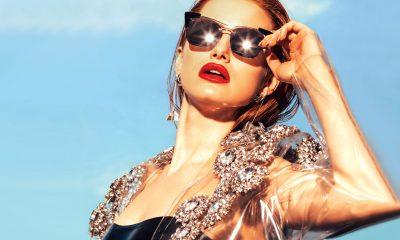 Celebrity Eyewear and Sunwear Styles Put on a Talent Show