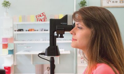 Teleoptometry Tools Redefining the Meaning of 'Phoning it In'