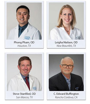 Texas State Optical Elects New Board Leadership