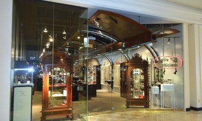 Salle Opticians