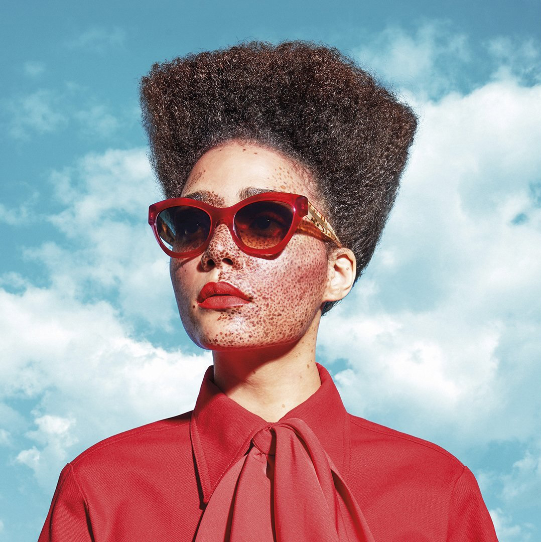Eyewear Campaign Showcases 'Unconventional' Models