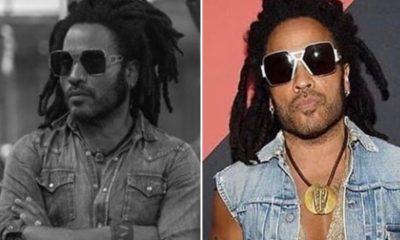 Lenny Kravitz Loses His Sunglasses, Asks Public for Help