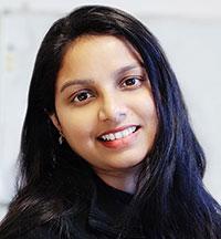 BHVI's Divya Jagadeesh, Finalist in the UNSW International Students Awards