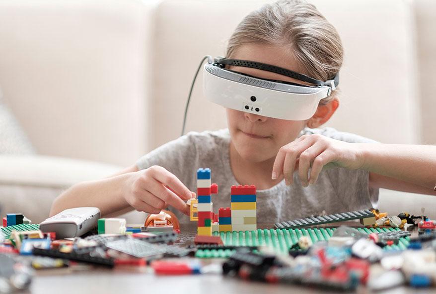 Artificial Vision Aids Get Tech Heavy