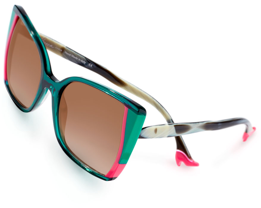 Celebrate Excess with These 9 Maximalist Sunnies