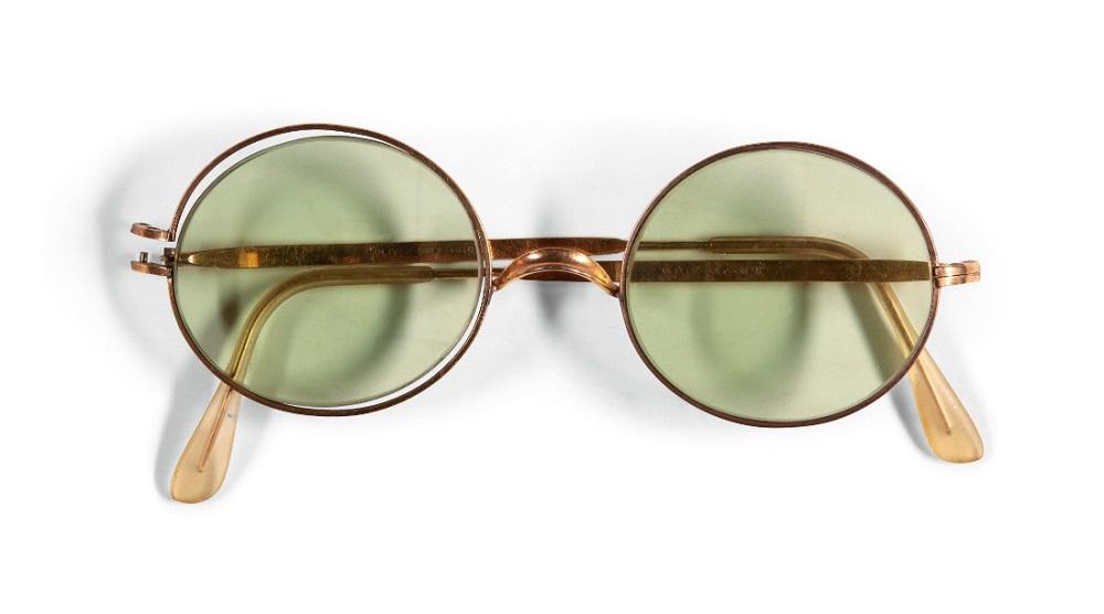 John Lennon's Broken Sunglasses Sell for $183K