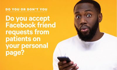 When It Comes to Facebook Friend Requests, 65% of You Hit 'Decline' on Patients