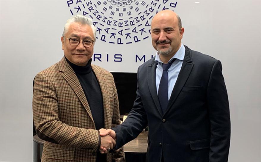 Shamir Optical Industry Partners with Japan's Optics Giant – Paris Miki