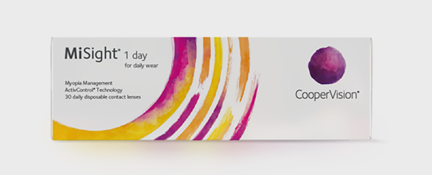 CooperVision 1 Day contact lens