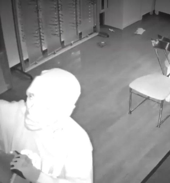 Fresno Eyeglasses Burglary