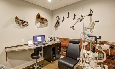 These Exam Rooms Pack a Lot of Wow