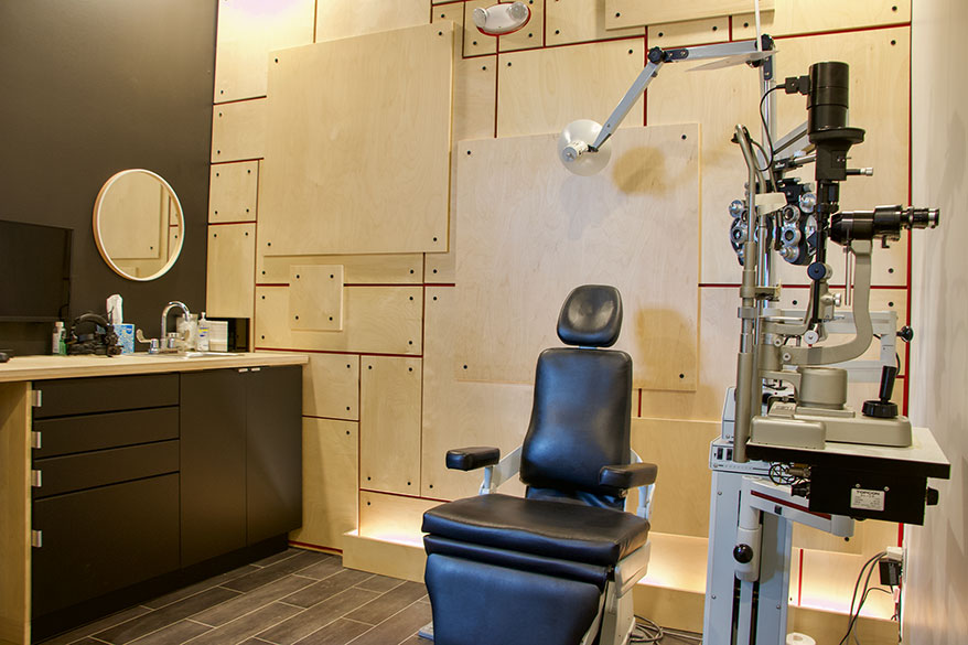 9 Close-to-Perfect Exam Rooms for Opticians and Optometrists