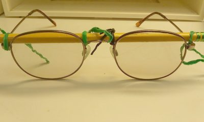 The Frame Within the Frame … and More Fiendishly Brilliant Home Eyewear Repairs From Your Clients
