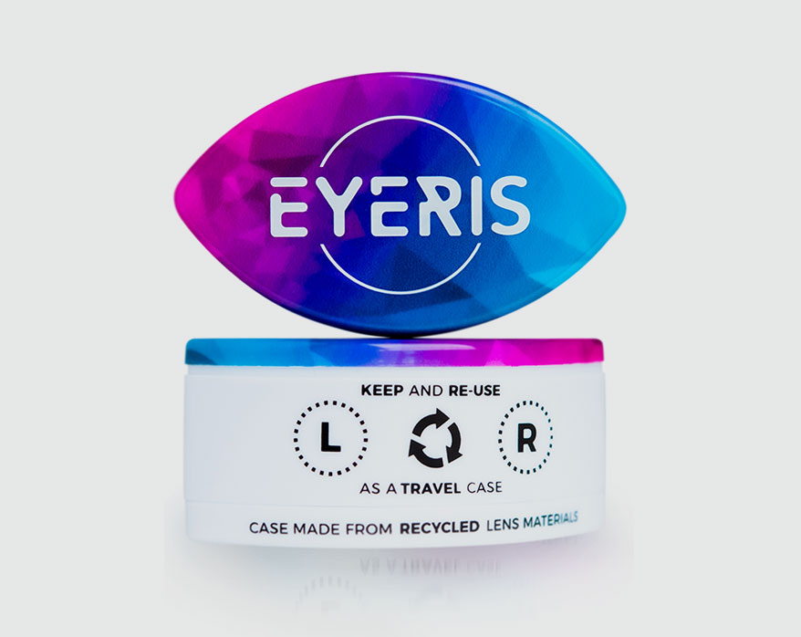 EYERIS disposable contacts