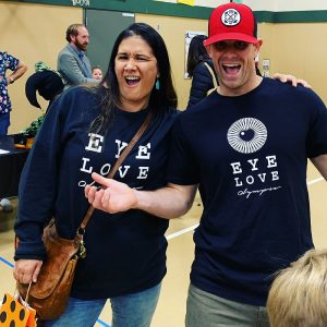 Eye Love Olympia shirts